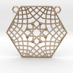 Modelos 3D Hexapendant, iagoroddop