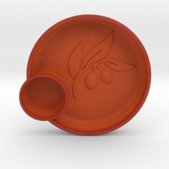 Download 3D model Olives Dish, iagoroddop