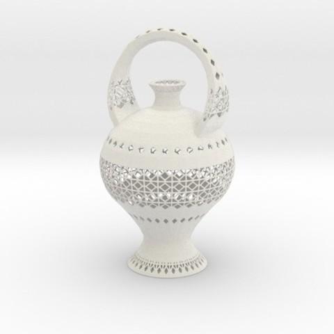 Diseños 3D Vase 1427Bj, iagoroddop
