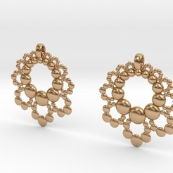 Archivos 3D Apo Earrings, iagoroddop