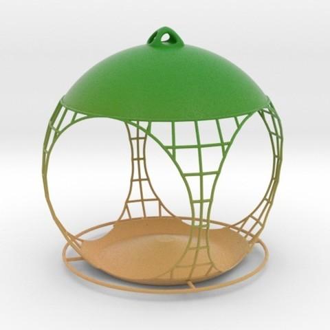 3D printer files Birdfeeder, iagoroddop