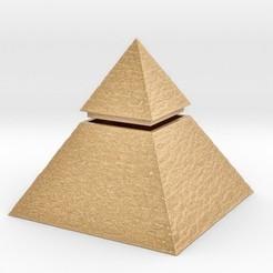Download STL file Pyramid Box, iagoroddop