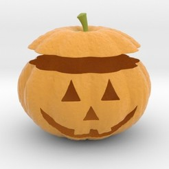 Download 3D printer templates Lil Pumpkin, iagoroddop