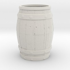 3D printing model Barrel Toothpick Holder, iagoroddop