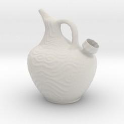 Descargar modelos 3D para imprimir Botijo estriado, iagoroddop
