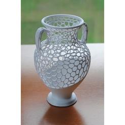 Descargar diseños 3D Wire Amphora, iagoroddop