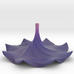 Download 3D model Flower Incense Holder, iagoroddop