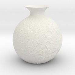 Descargar modelos 3D Moon Vase, iagoroddop