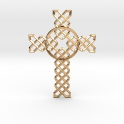 Imprimir en 3D Cross, iagoroddop