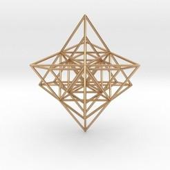 merkabaprism.jpg Download STL file Merkaba Prism • 3D printer design, iagoroddop
