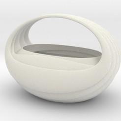 cunavase.jpg Télécharger fichier STL Vase Cot • Design pour imprimante 3D, iagoroddop