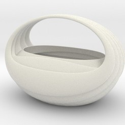 Imprimir en 3D Cuna Vase, iagoroddop