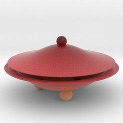 Impresiones 3D Ufo Box, iagoroddop