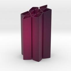 Modelos 3D para imprimir Starry Penholder, iagoroddop