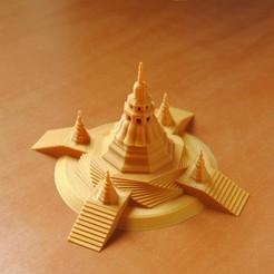 pagoda2.jpg Télécharger fichier STL Pagode • Modèle pour impression 3D, iagoroddop
