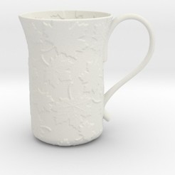 Impresiones 3D Leaves Mug, iagoroddop
