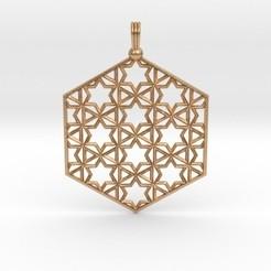 Download 3D printer designs Starry Hexapendant, iagoroddop