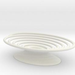 Descargar modelo 3D Spiral Soap Dish, iagoroddop
