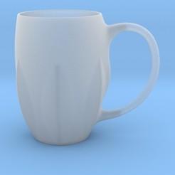Impresiones 3D Leaves Mug, iagoroddop