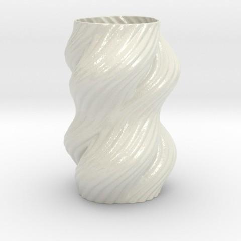 Descargar archivo STL Organic Vase • Modelo imprimible en 3D, iagoroddop