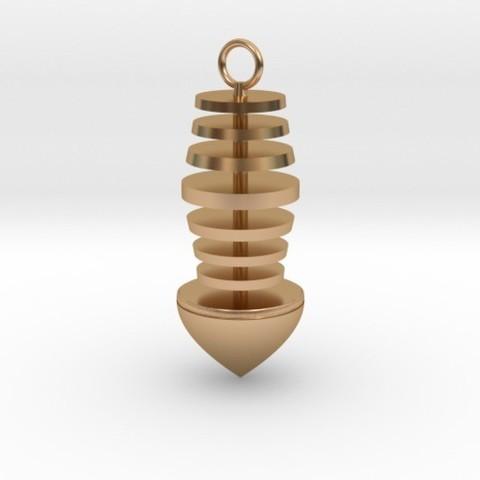 Download 3D printer model Pendulum, iagoroddop