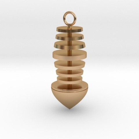 Objet 3D Pendule, iagoroddop