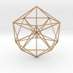 Download STL Icosahedral Pyramid, iagoroddop