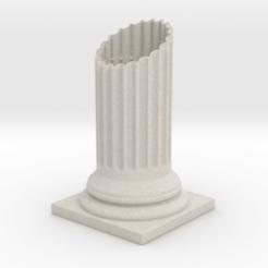Download 3D printing files Doric Column Penholder, iagoroddop