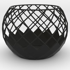 Download 3D model Tealight Holder, iagoroddop