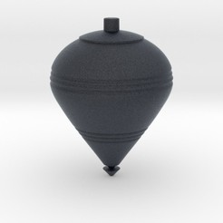 peonzab.jpg Télécharger fichier STL Toupie B • Plan pour impression 3D, iagoroddop