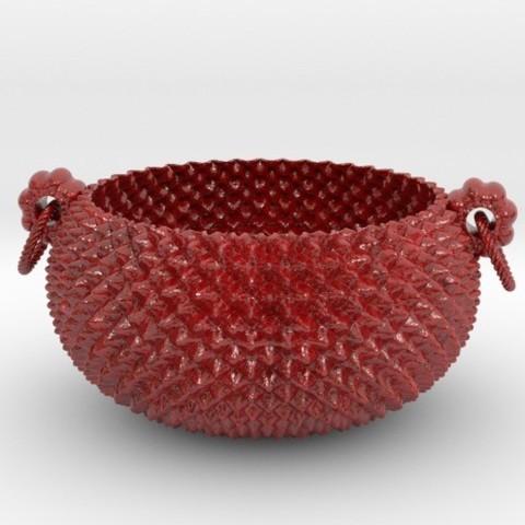 Descargar modelos 3D gratis Citrus Bowl, iagoroddop