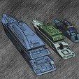 Fichier imprimante 3D Yacht - Bateaux de plaisance, jmmprog