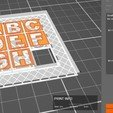 Slider puzzle10.jpg Download free STL file 3X3 sliding puzzle on two sides • 3D printer model, jmmprog