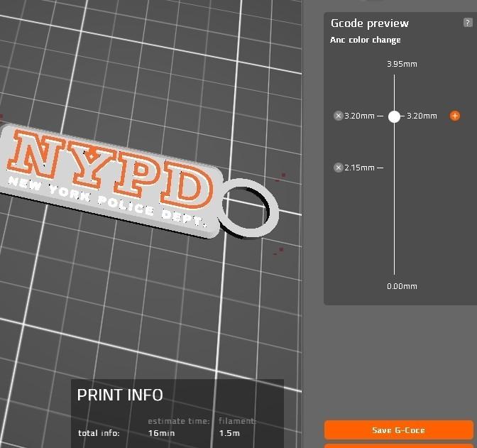 porte clef12.jpg Download STL file Keychain set - Keychain lot • Model to 3D print, jmmprog