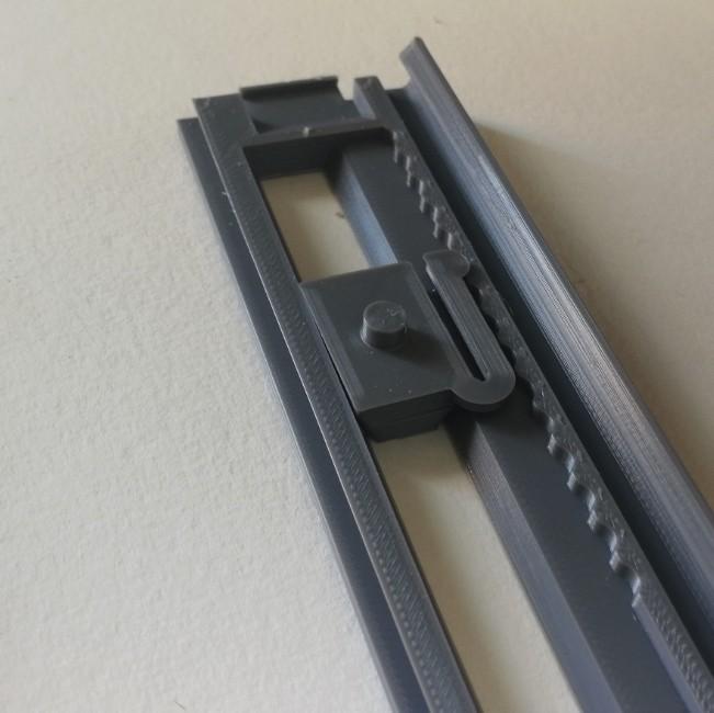 jmm_cutter08.jpg Download free STL file Cutter - retractable blade knives - Cutter Retractable Knife • 3D printer template, jmmprog