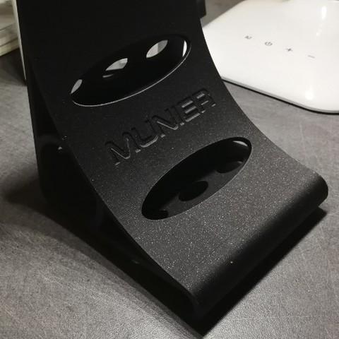 Download free 3D printing templates Tablet Stand - Tablet holder for tablet, jmmprog