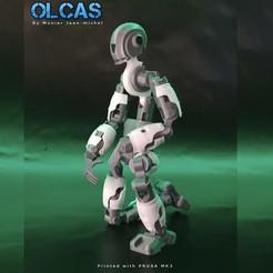 Free 3d print files Robot, jmmprog
