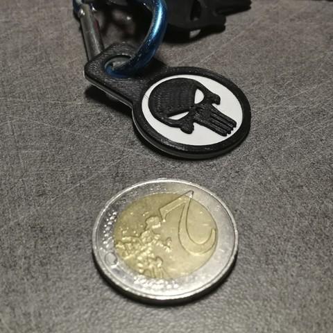 Imprimir en 3D gratis El juego de piezas para el caddy sustituye a las monedas de 2 euros, jmmprog