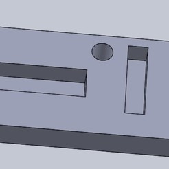 endstop.jpg Download free STL file End Stop Holder • 3D printer template, fgzone
