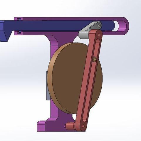 fd4c8e59b8a7add298869bd9fef2417c_display_large.JPG Télécharger fichier STL gratuit Mécanisme de mise en forme (mécanisme de retour rapide) • Design pour imprimante 3D, YEHIA