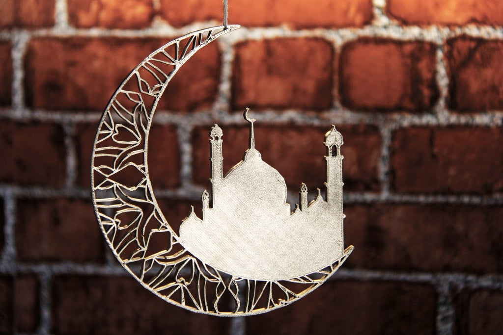 7a4f8df0dd96b5e243817e0a32c42d3f_display_large.JPG Download free STL file Ramadan Moon • 3D printable template, YEHIA