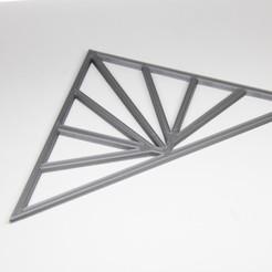 Télécharger fichier impression 3D gratuit TRIANGLES DE RÉSINE, YEHIA