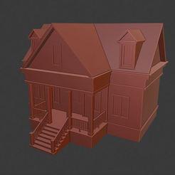 Descargar modelos 3D para imprimir Casa, YEHIA