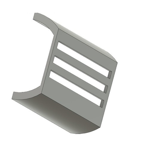 Download free STL file Letter Holder Stamp, muratsayrim