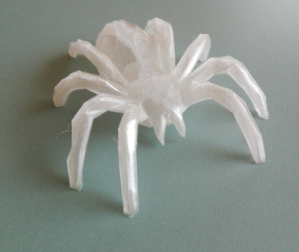 c918b4fabb18c63fcb62562a90ac53d0_display_large.jpg Download free STL file LOWPOLY spider • 3D print design, raffosan