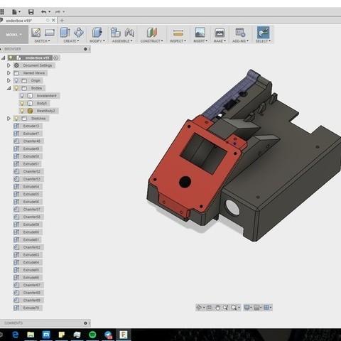 38130e2a0ddaf242e297214d96579f7d_display_large.jpg Download free STL file ender 2 box remix and raspberry pi box • 3D printing object, raffosan
