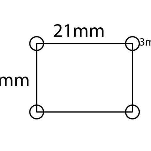 aed00cbe83cd244f3fa503a7dc96327e_display_large.jpg Télécharger fichier STL gratuit Moraillon de style classique pour boîtes • Design pour imprimante 3D, raffosan