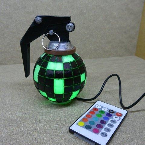 Descargar modelos 3D gratis boogie bomba / usb rgb led stripe version / fortnitebattle royale, raffosan