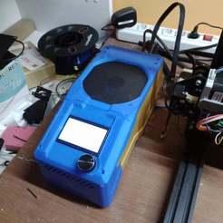 Télécharger fichier STL gratuit cr10 alternative controlbox • Objet à imprimer en 3D, raffosan