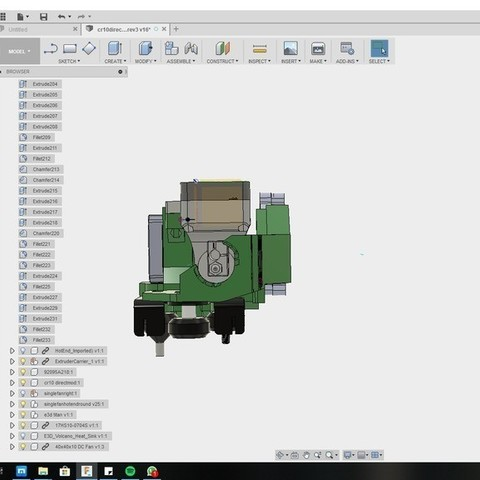 75b087782c499191663511f3490fad09_display_large.jpg Download free STL file CR10 direct heavy duty mod, titan + v5heatsink+volcano/ or / v6heatsink + pancake motor BETA • 3D print object, raffosan